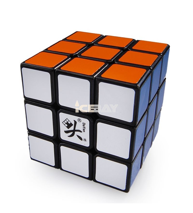 Dayan 5 ZhanChi 3x3x3 Speed Cube Black