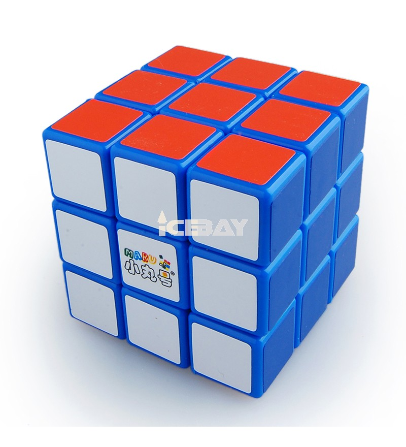 Maru ShenLan 3x3x3 Magic Cube Blue
