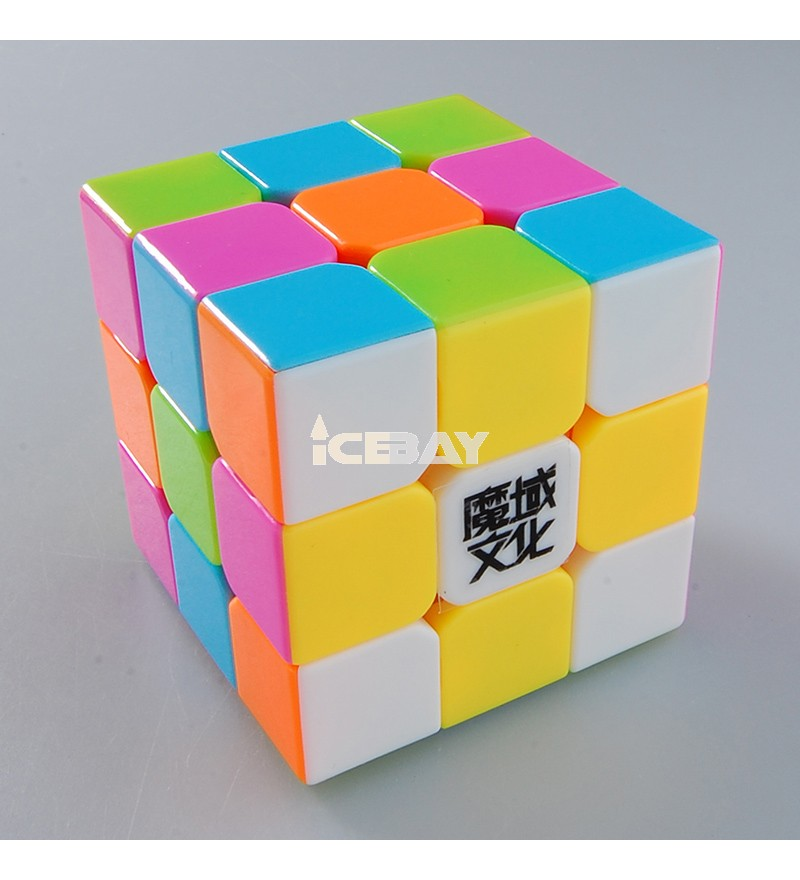 Moyu Weilong Strengthen version 54.4mm candy color