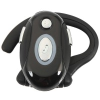 Eastvita New H700 Wireless Bluetooth V2.1 Clip Hands-free Headset Stereo Headphon Color:blue