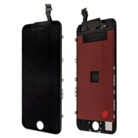 EastVita Touch Screen Digitizer LCD Display Full Replacement Assembly for iPhone 6 Color Black