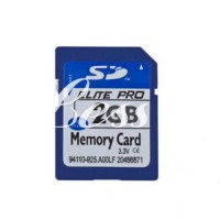 EastVita New 2GB 2G SD Secure Digital Flash Memory Card High Speed For Camera GPS Case CA