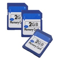 EastVita 5 lots High Speed 2GB SD Secure Digital Memory Card 2G For Camera Phone