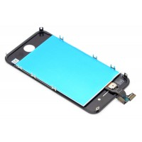 Eastvita Full Set LCD Screen Replacement Digitizer Assembly Display Touch Panel for Apple iPhone 4s Black