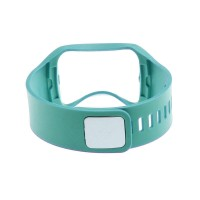 Eastvita Hot Sale New Replacement Bangle Strap Wrist Band for SAMSUNG GALAXY GEAR S SM-R750 Bracelet Birthday Best Price Gift Teal