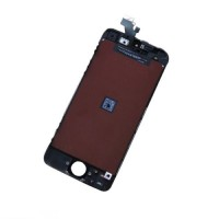 EastVita Touch Screen Digitizer LCD Display Full Replacement Assembly for iPhone 5 Black
