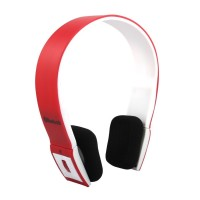 Eastvita Wireless Sports Bluetooth Headset Stereo Headphone Headband BH23 For Smartphone Color:red