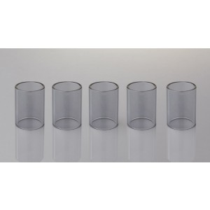 Replacement Glass Tank for SUBTANK Clearomizer (5-Pack)