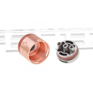 Freakshow Mini Styled RDA Rebuildable Dripping Atomizer