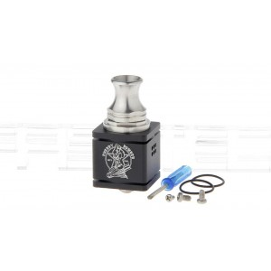 Cherry Bomber Styled RDA Rebuildable Dripping Atomizer