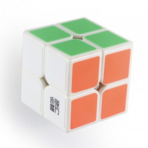 2015 Newest YJ Yongjun Yupo 2x2x2 Magic Cube White