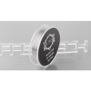LTQ Vaper Nickel 200 Heating Wire for Rebuildable Atomizers
