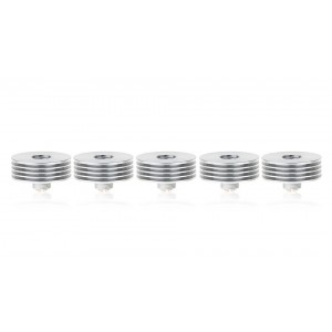 510 Heat Dissipation Heat Sink for Atomizers (5-Pack)