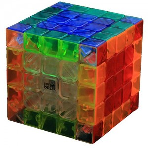 YJ Moyu Aochuang New Structure 5x5x6 Speed Cube Transparent