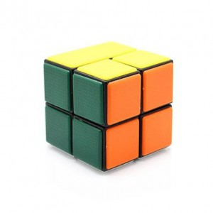 Cube Twist 2x2x2 Bandaged Speed Magic Cube