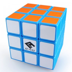 Cube4U (C4U) 3X3 Speed Cube Blue