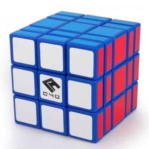 Cube4U (C4U) 3X3X5 Speed Cube Blue