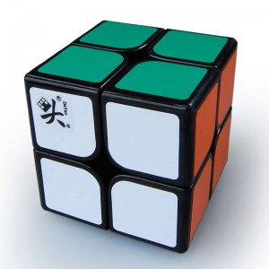 Dayan 50mm 2x2 Speed Cube Magic Cube Black