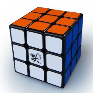 Dayan 5 Mini Zhanchi 50mm ZhanChi 3x3x3 Magic Cube Black