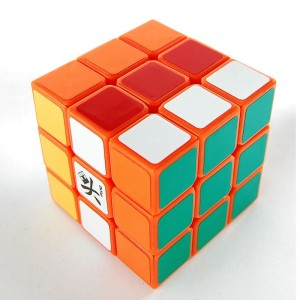 Dayan GuHong 3x3 Speed Cube Orange