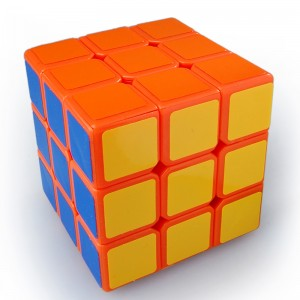 Dayan Zhanchi 3x3x3 57mm Speed Cube Puzzle, Orange