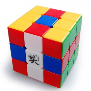 Dayan 2 Guhong Plus V2 3x3x3 Speed Cube Puzzle Stickerless