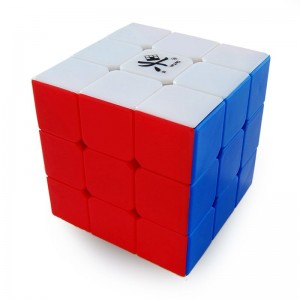 DaYan 4-LunHui 3x3x3 Magic Cube(Stickerless)