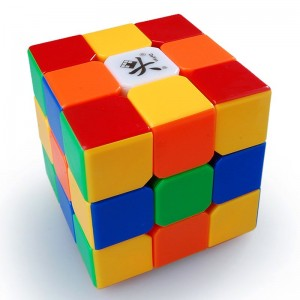 Dayan  ZhanChi Stickerless 3x3x3 Speed Magic Cube