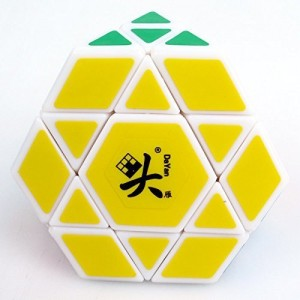 Dayan Gem VIII Magic Cube White