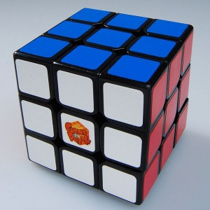 Gan III 3x3x3 Speed Cube with Patented Innovative Octopus Core Magic Cube Black