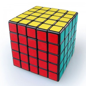 GhostHand 5x5x5 Magic Cube Black
