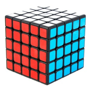 YJ Moyu Huachuang 5x5x5 Speed Cube Black