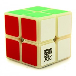YJ Moyu Lingpo 2x2x2 Speed Cube Puzzle, Primary