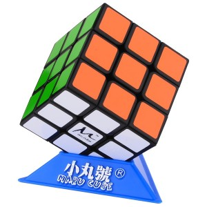 Maru CX3 3x3x3 Speed Cube Puzzle, Black