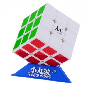 Maru CX3 3x3x3 Speed Cube Puzzle, White