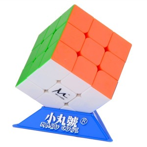 Maru CX3 3x3x3 Speed Cube Puzzle, Stickerless