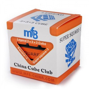 MF8 Square One SQ1 Magic Cube White