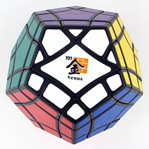 Mf8 Bermuda Megaminx Eight Planets Series Magic Cube Venus Black