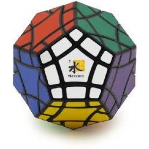 Mf8 Bermuda Megaminx Eight Planets Series Magic Cube Mercury Black