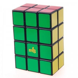 MF8 2x3x4 Magic Cube Black