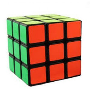 YJ Moyu Yulong 3x3x3 57mm Magic Cube Black