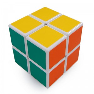 ShengShou 2x2 Speed Cube White