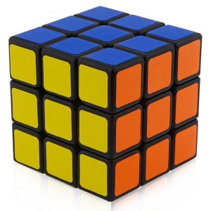 Shengshou Linglong Mini 3x3x3 46mm Speed Cube Black