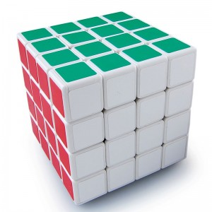 ShengShou 4x4 Magic Cube White