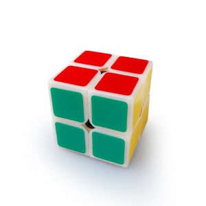 Type C WitTwo V1 2X2X2 Magic Cube Primary