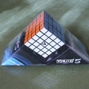 V-Cube 5x5x5 Magic Cube Black