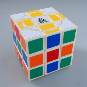 WitEden Super 3x3x3 Magic Cube White