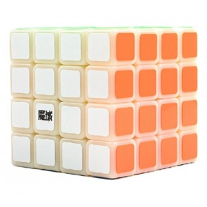 YJ Moyu Weisu 4x4x4 62mm Speed Cube Puzzle, Primary
