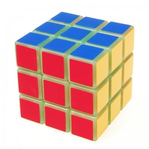 YJ 3x3 Speed Cube Luminous