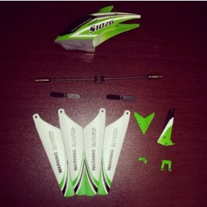 SYMA HELI S107G Spare part - Green color
